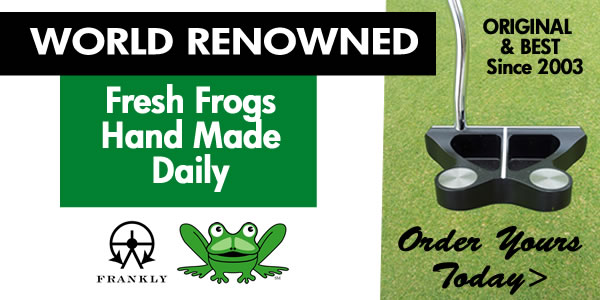 Frankly Frog Putters