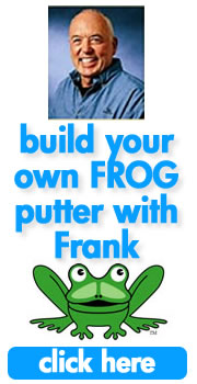 Build Your Own Frankly Frog Putter with Frank