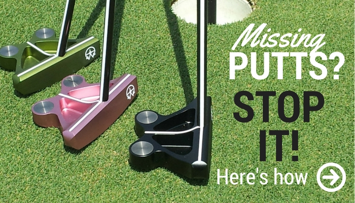 STOP Missing Putts...Here's How