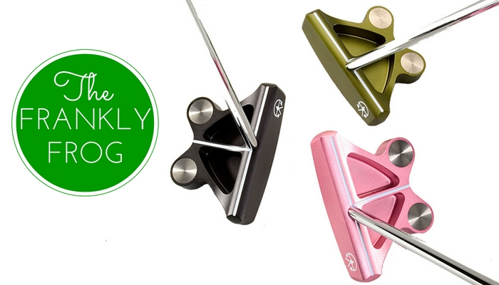 Discover The Frankly Frog Putter, designed by Frank Thomas
