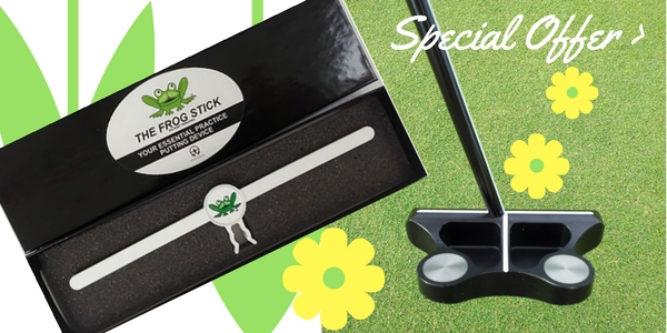 Get a Spring in your Step on the Green