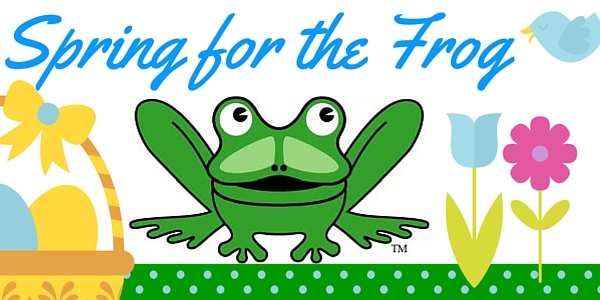 Spring for the Frog
