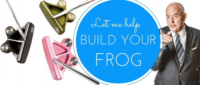 Build Your Own Frankly Frog Putter