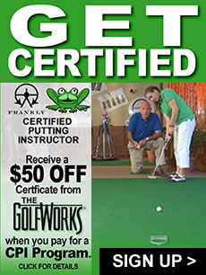 Certified Putting Instructor Course