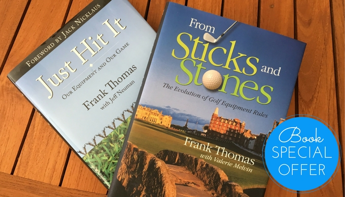 The perfect addition to your golfing library