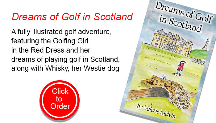 Dreams of Golf in Scotland