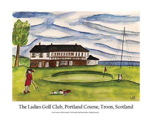 The Ladies Golf Club Troon Portland