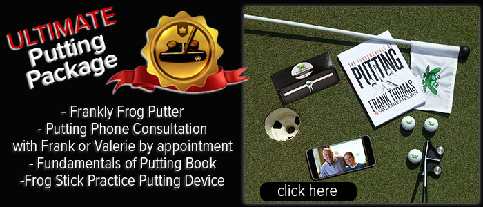 Ultimate Putting Package