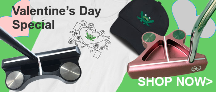 Valentines Golf Gift Special Offer