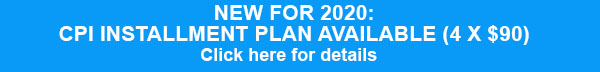 New CPI Installment Plan