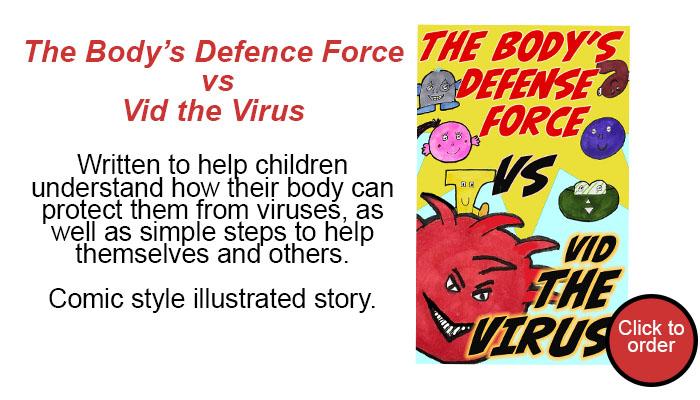 Bodys Defence Force vs Vid the Virus